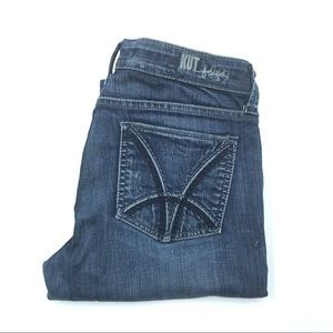 Kut From the Kloth Boot Cut Jeans, Size 8, EUC